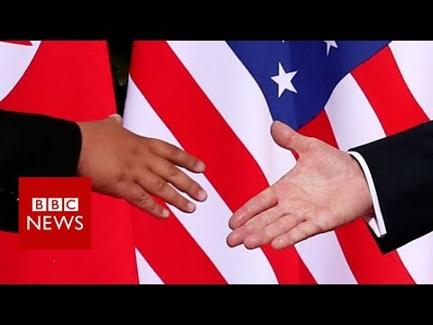 The US war that never officially ended - BBC News