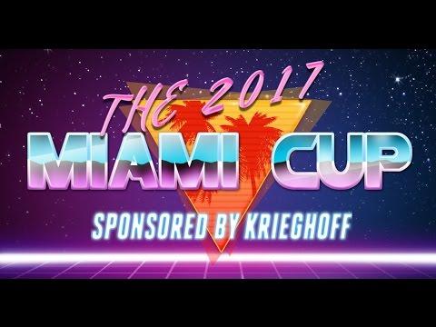 Open Women Final - THE 2017 MIAMI CUP Sponsored by Krieghoff