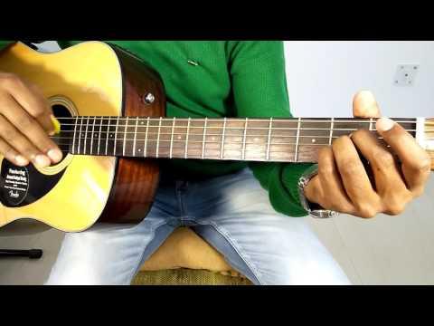 """ABHI MUJHME KAHIN - AGNIPATH """"EASY GUITAR COVER LESSON"""""""