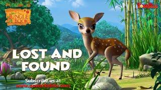 Lost And Found | English Stories । जंगल बुक | पॉवरकिड्स