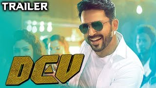 Dev (2019) Official Hindi Dubbed Trailer 2 | Karthi, Rakul Preet Singh, Prakash Raj