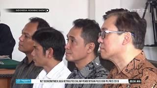 4 Tersangka Termasuk Billy Sindoro Hadir Dalam Sidang Perdana Korupsi Meikarta - IMS