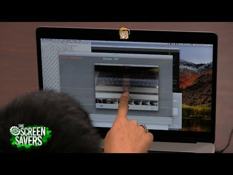 The New Screen Savers 154: $1 MacBook Touchscreen Hack