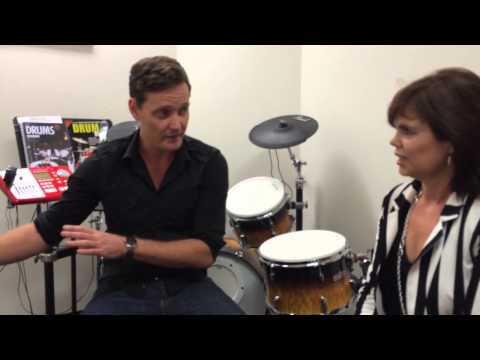Gillian Erskine Forte School of Music interviews David Doherty Forte Toowong