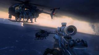 "Call of Duty Modern Warfare 2 Gameplay Walkthrough 9 act II ""The only Easy Day... Was Yesterday"""