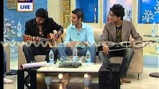 good morning pakistan ary digital morning show nida yasir interview of arsh the band