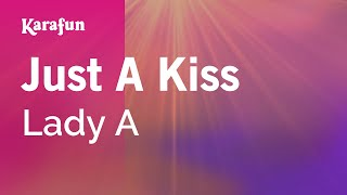 karaoke just a kiss lady antebellum