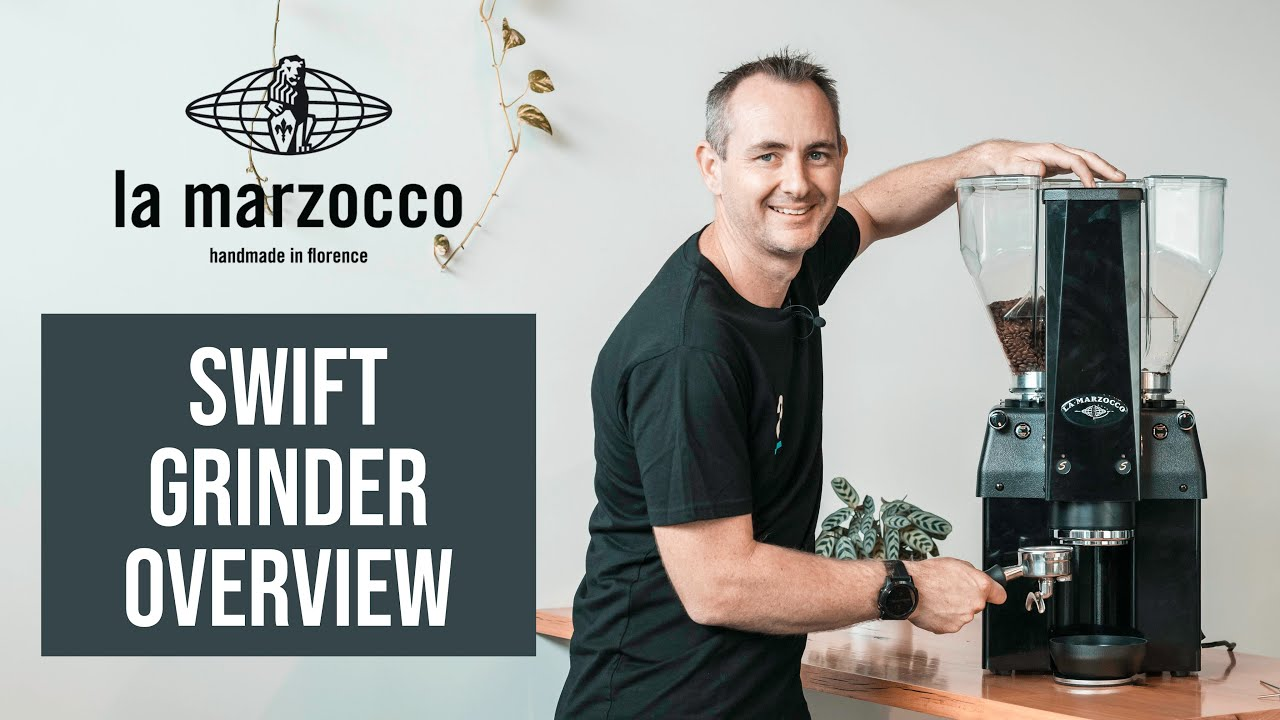 La Marzocco Swift Commercial Coffee Grinder - Overview