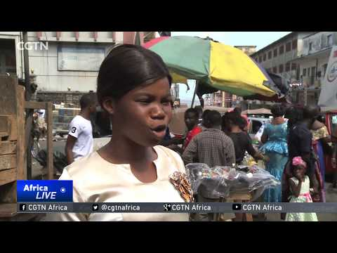 Sierra Leoneans anxiously await final presidential poll results