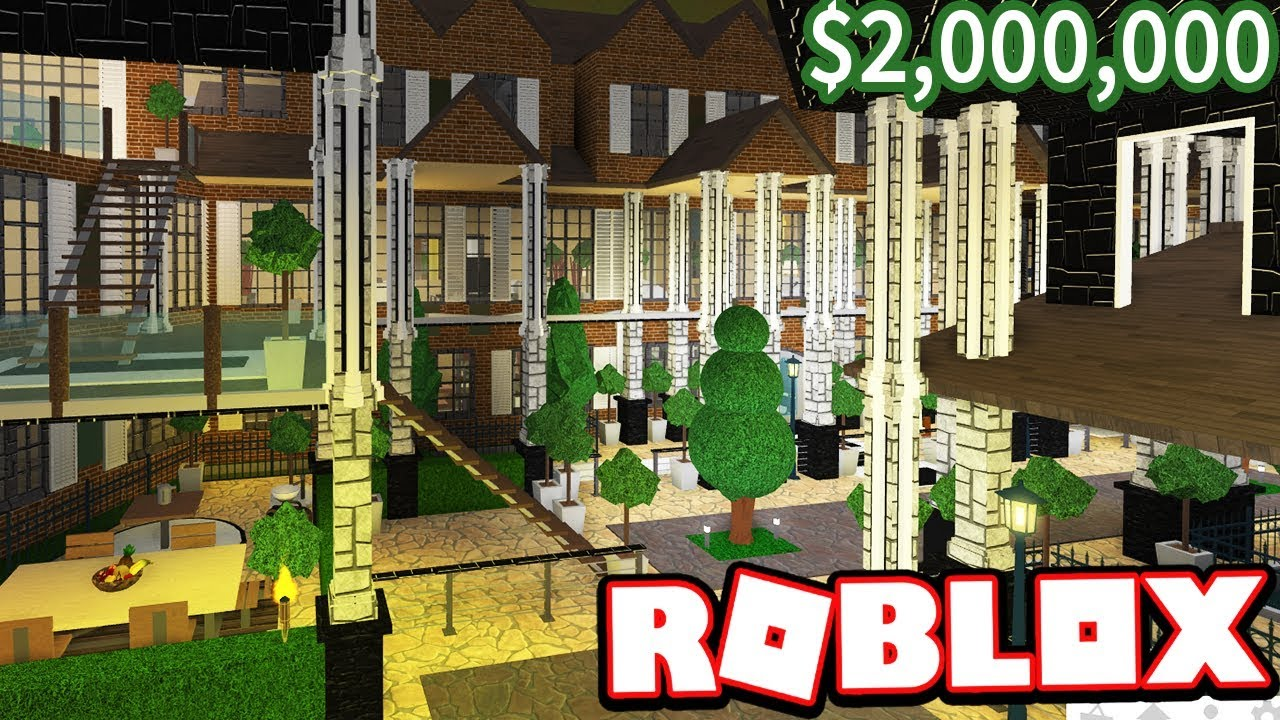 2 million dollar richentof mansion subscriber tours for Build a modern home for 200k