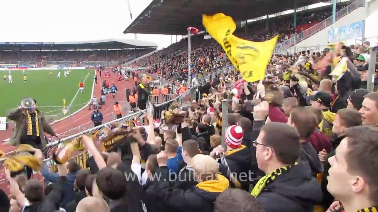 Braunschweig Dynamo Dresden