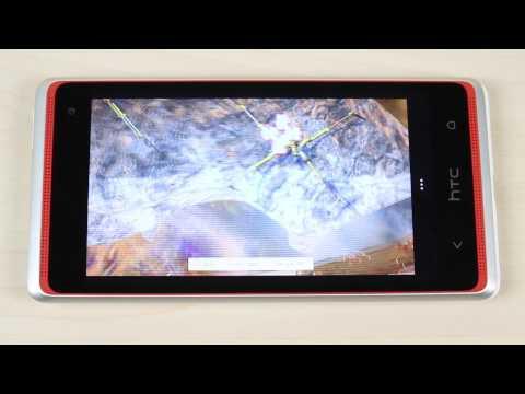 HTC Desire 600 dual sim 3DMark test