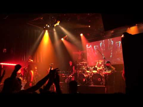 2015.05.06 Ministry (full live concert) [Irving Plaza, New York City] part2