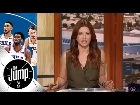 The future of Joel Embiid and the 76ers is now | The Jump | ESPN