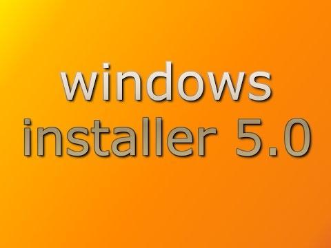 Como Actualizar Windows Installer A 5.0 2017 Sirve Para Windows 10.8.1.8.7.xp.vista