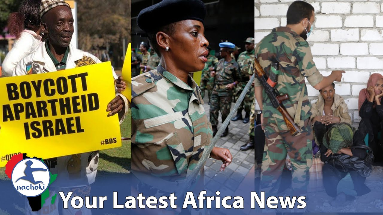 Africans Tell AU to Drop Israel, S.Africa Veterans Hold Ministers Hostage, Libya Torturing Africans