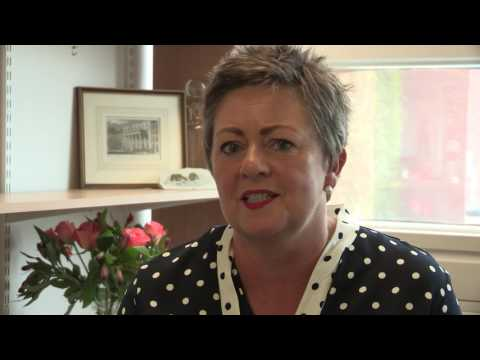 Jacqueline Totterdell our new Chief Executive