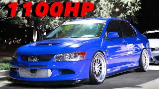 1,000hp Cars on the Denver STREETS!