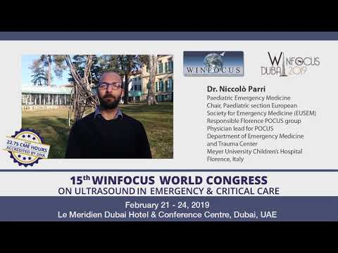 Learn about Ultrasound use in Pediatrics from Dr  Niccolò