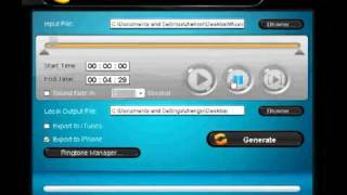 Xilisoft iPhone Ringtone Maker + Downloadlink