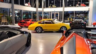 This Is Where I Had My Leaving Party | £50million Supercar Showroom