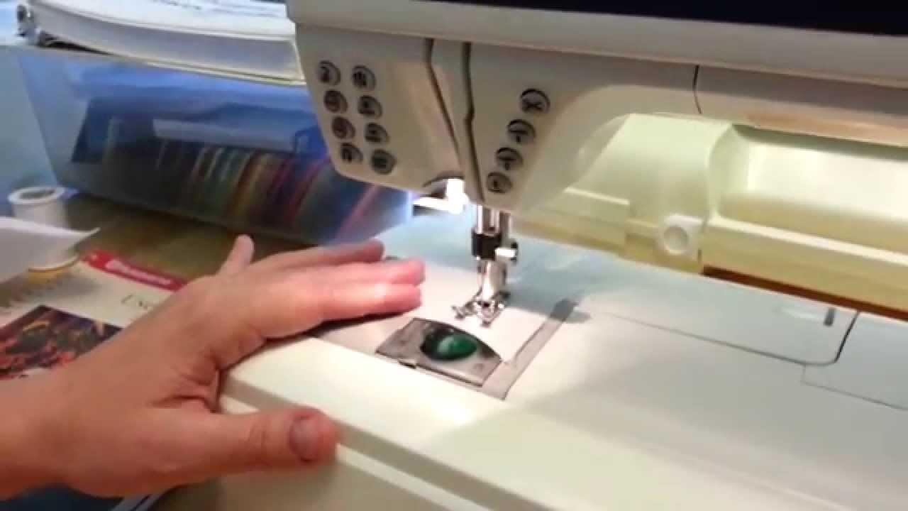 Husqvarna Designer 1 Sewing Youtube