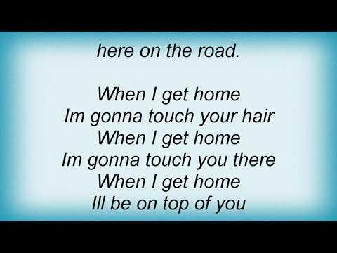 Herman Brood - When I Get Home Lyrics