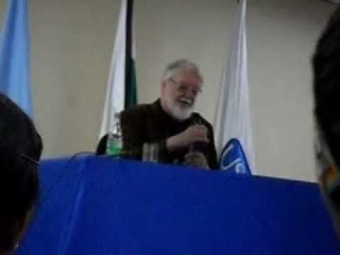 Conferencia Dr. Manfred Max Neef USC