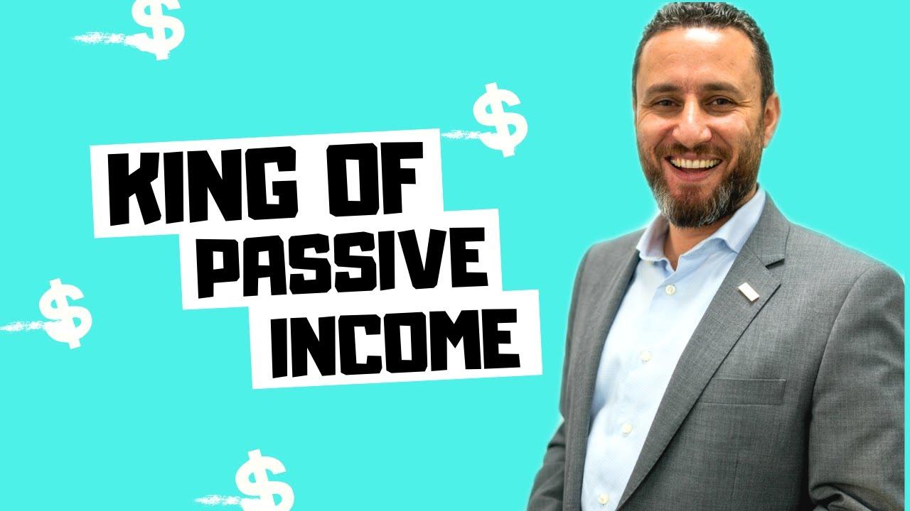 Generate More Wealth – Passive Income