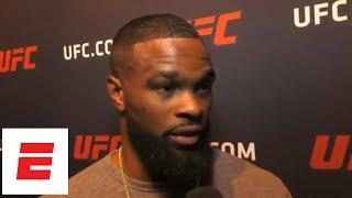 Tyron Woodley: Darren Till will 'feel the heat' at UFC 228 | ESPN