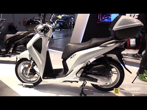 2017 Honda SH125i ABS Scooter