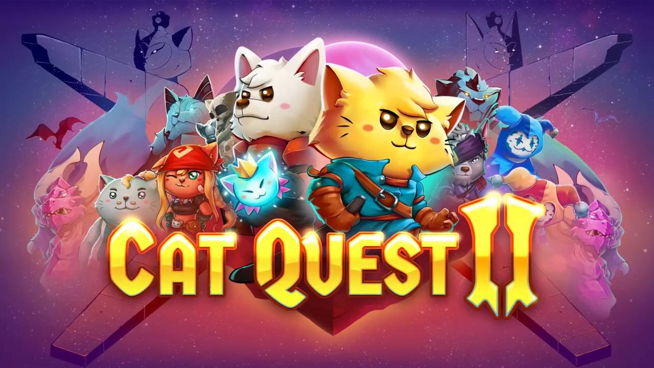 PS4《CAT QUEST II》宣傳影像