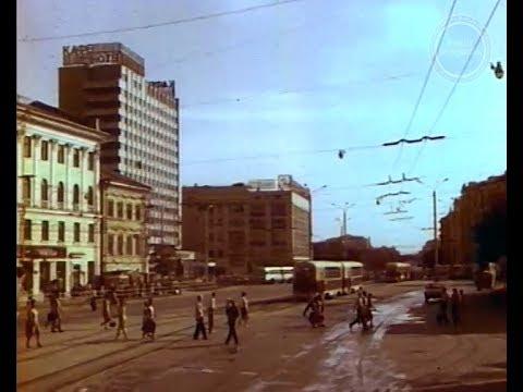 КИНОХРОНИКА ТАТАРСТАНА. 70-е годы - Казань. От Кольца до Советской площади