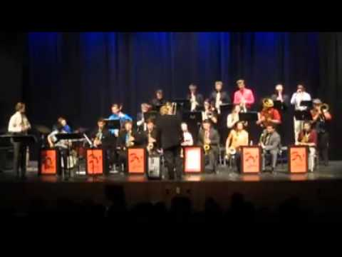 Moment's Notice - Delaware Valley High School Jazz Band 2015