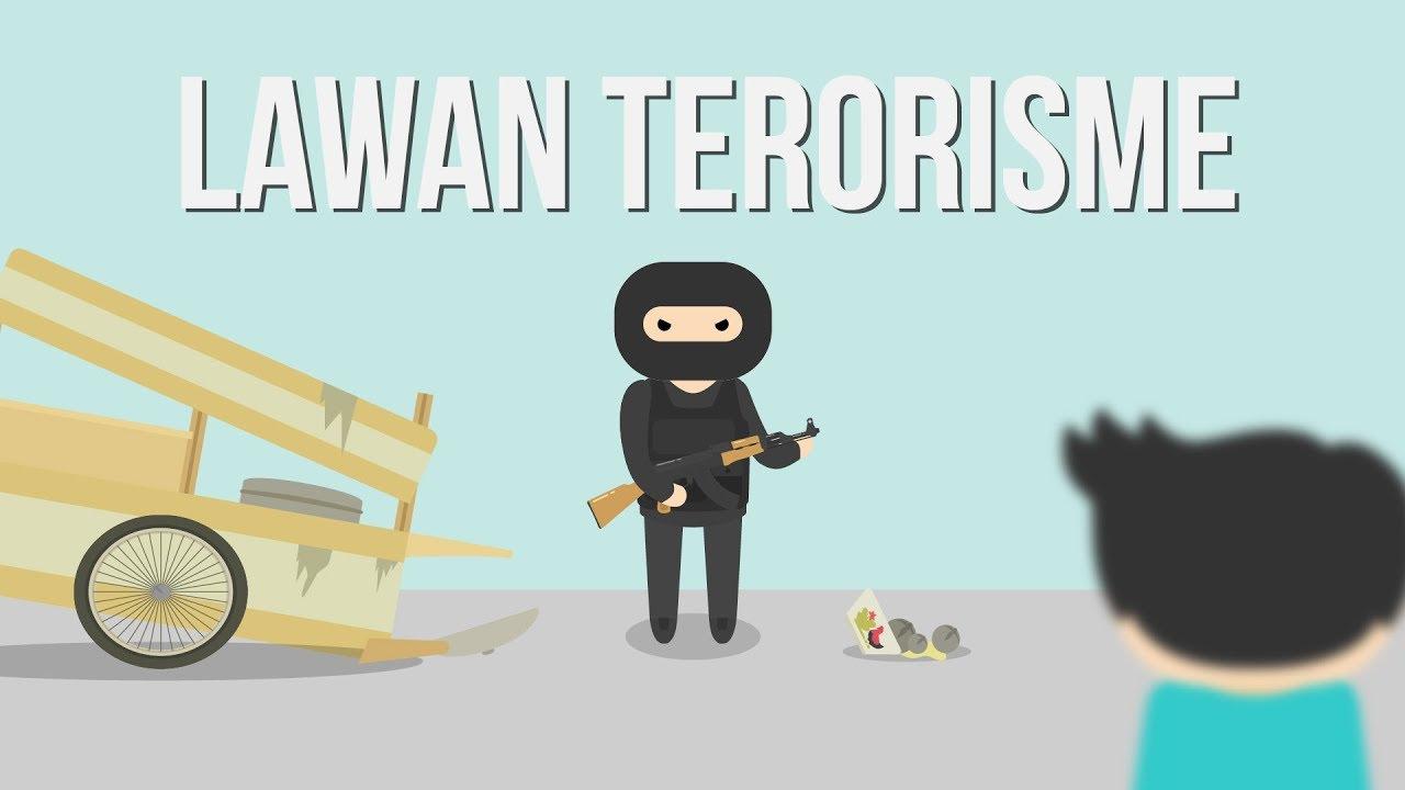 Apa itu Terorisme dan Mengapa Harus Kita Lawan?