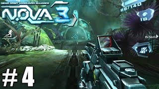 N.O.V.A. 3 - Near Orbit Vanguard Alliance - Gameplay Nvidia Shield Tablet Android 1080P Part 4