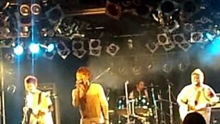 沖縄のバンド、Nuchi(ヌチ)の 2011年12月4日、 長崎Drum Be-7...
