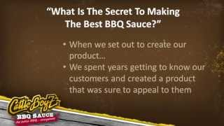 What Is The Secret To Making The Best Bbq Sauce?