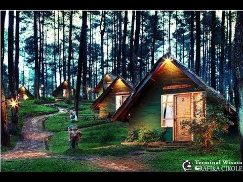 Grafika Cikole Lembang pondok wisata alam rumah kurcaci #SKAKRECRUIT on