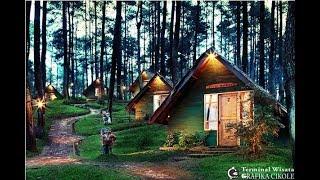 Grafika Cikole Lembang pondok wisata alam rumah kurcaci #SKAKRECRUIT