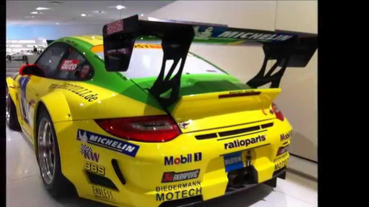 Lindenberg Porsche