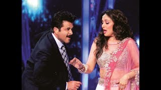 Anil Madhuri Affair:  Anil Kapoor was warned by his wife for closeness to Madhuri Dixit