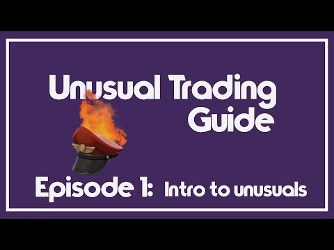 The Beginners TF2 Trading Guide – a Comprehensive starter guide