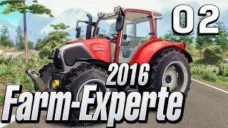 Farm Experte 2016 #2 Viel zu HELL! Der Landwirtschaft Viehzucht und Obstbau Simulator deutsch HD