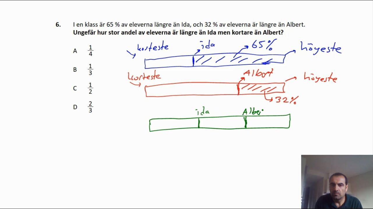 Download 3_Högskoleprovet - KVANTITATIV - kurs: Lösningsförslag på 2019 Höst, XYZ 1-12 frågor, Provpass 4