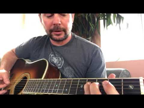 Solo Acoustic Guitar Lessonhow To Play Black Muddy River Jerry