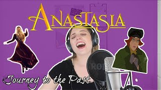 JOURNEY TO THE PAST | ANASTASIA THE BROADWAY MUSICAL | SONG COVER | Georgie Ashford
