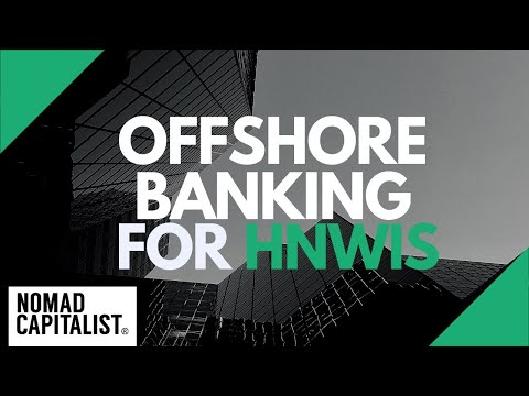 Offshore Banking for High-Net-Worth Individuals