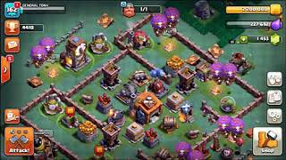 FIGHT TO THE DEATH! | ALL DROP SHIPS vs NIGHT WITCHES! | Clash Of Clans
