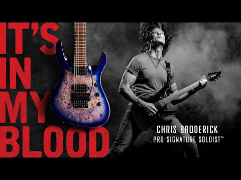 Chris Broderick Introduces His New Jackson Pro Series Soloist™ Models